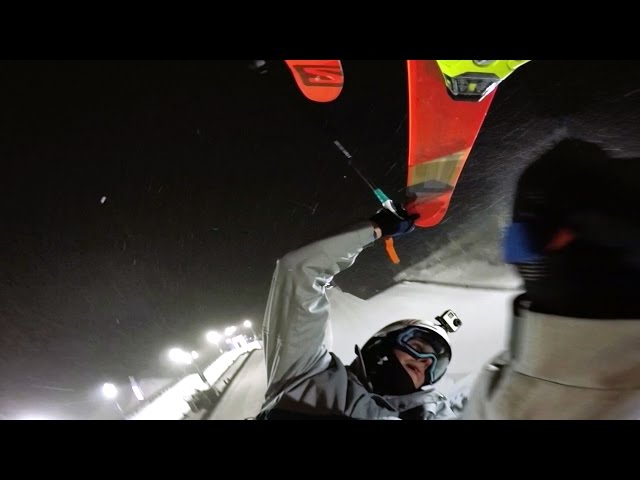 Bobby Brown Big Air GoPro Course Preview