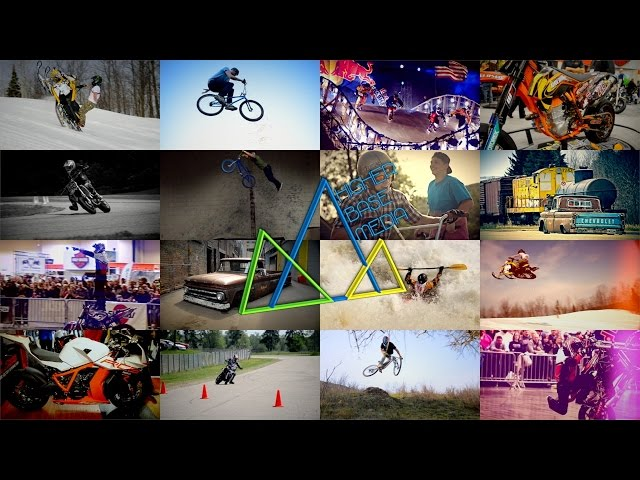 Best of 2014 Action Sports