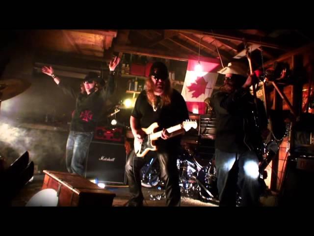 SKARD rock band - Eagle Has Landed Video