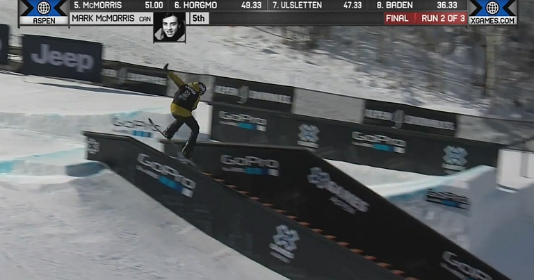 Mark McMorris Wins Gold In X Games 2015 Slopestyle