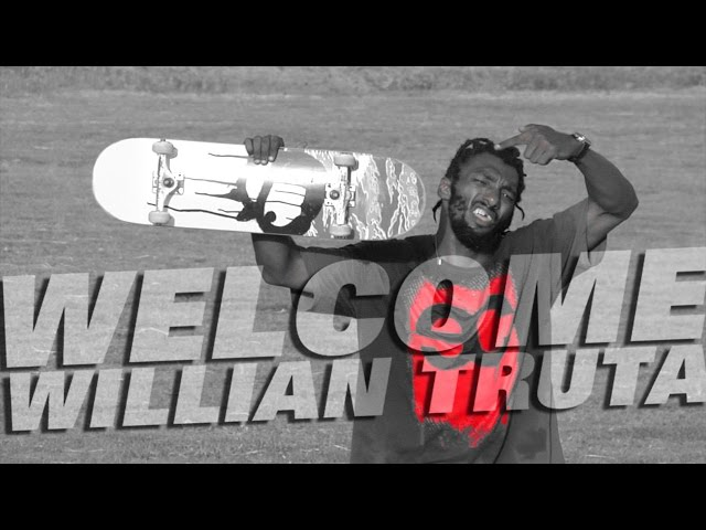 Nineclouds Skateboards | Welcome Willian Truta