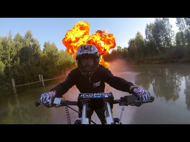 Fireball Watercross