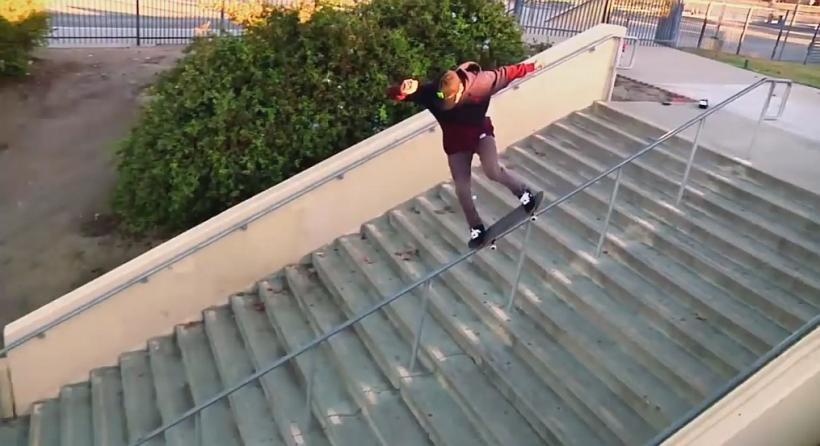 The Making of Fade to Black with Nyjah Huston