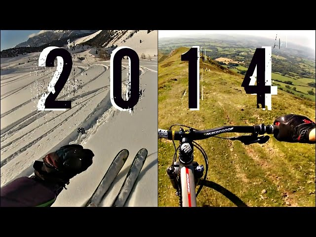 2014 - A Year With A GoPro