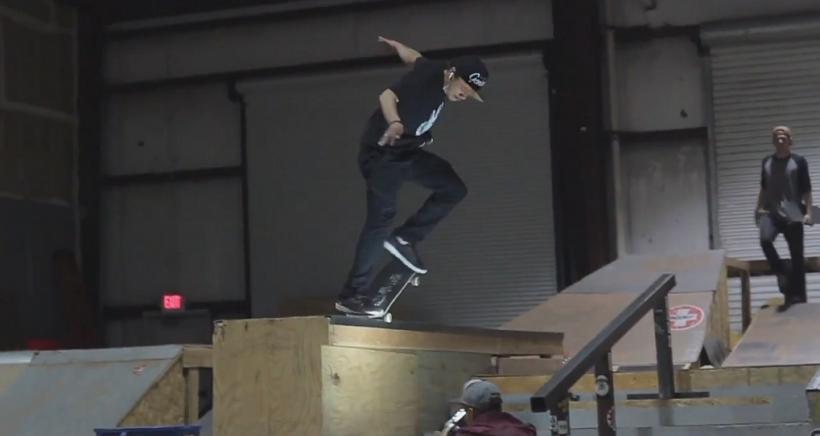 Official Genius - Friday Night Skate City  pt2
