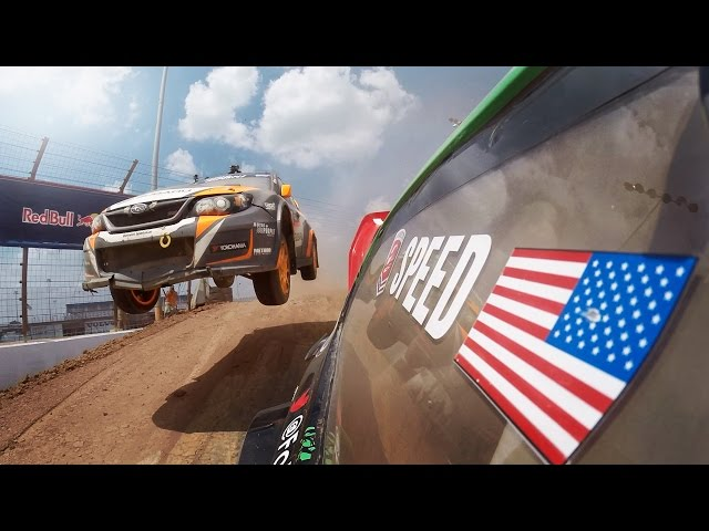 Red Bull Global Rallycross 2014 GoPro Highlights