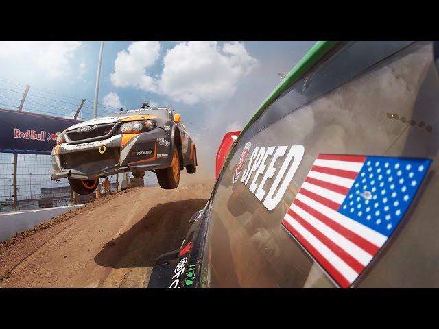 Red Bull Global Rallycross 2014 GoPro Highlights