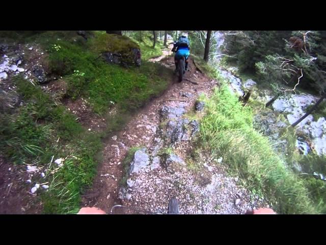 Awake my soul - MTB - Dolomites
