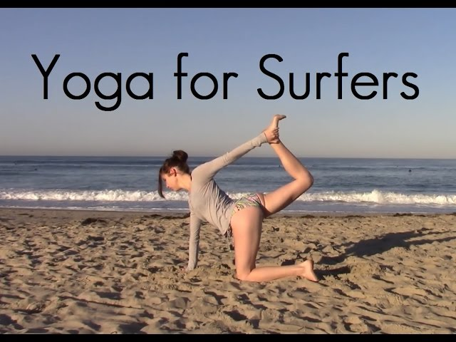 30 Minute Yoga For Surfers