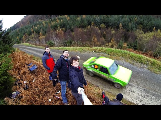 Best of WRC Wales GB GoPro HD 2014