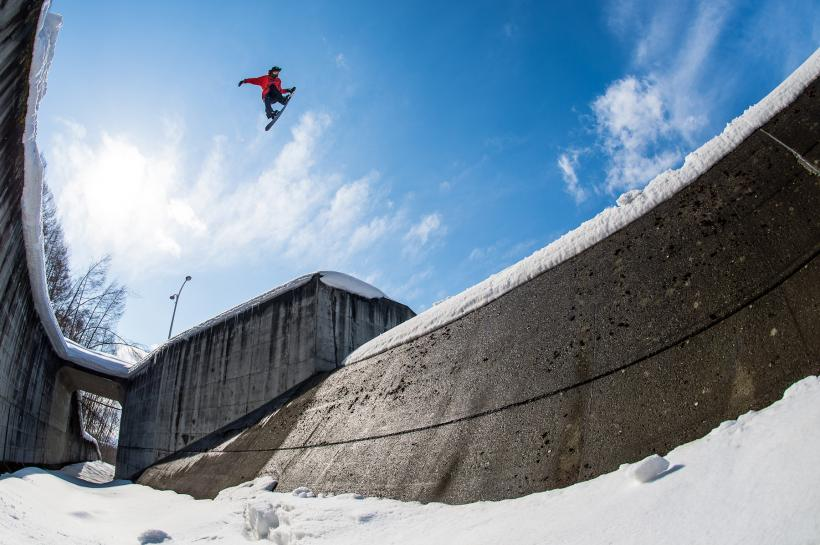 Dylan Thompson X Games Real Snow 2015