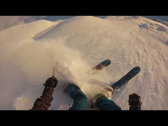 GoPro Line Of The Winter January Winner
