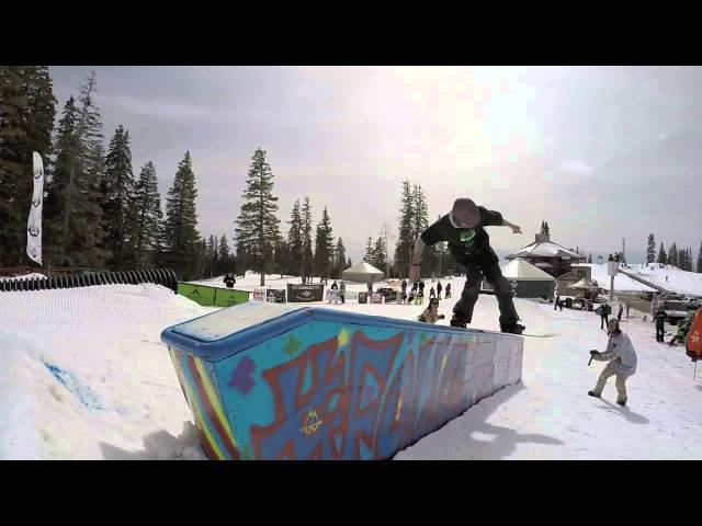 Mongo Smash 2015 at Eagle Point Ski Resort