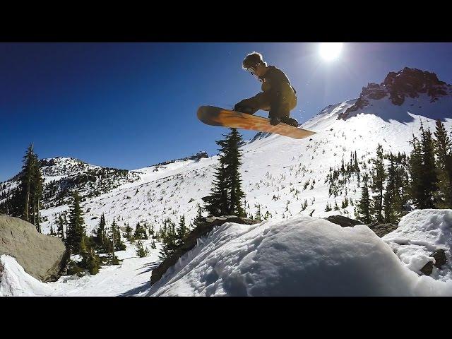 GoPro Line Of The Winter February Winner