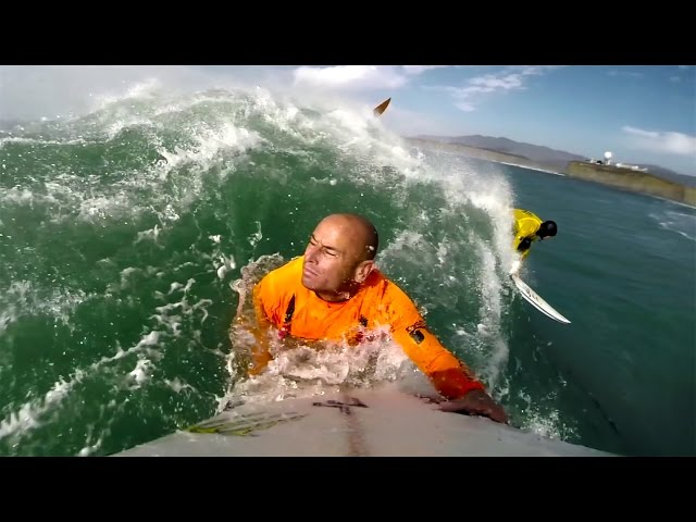 GoPro Mavericks Invitational 2014 Full Recap