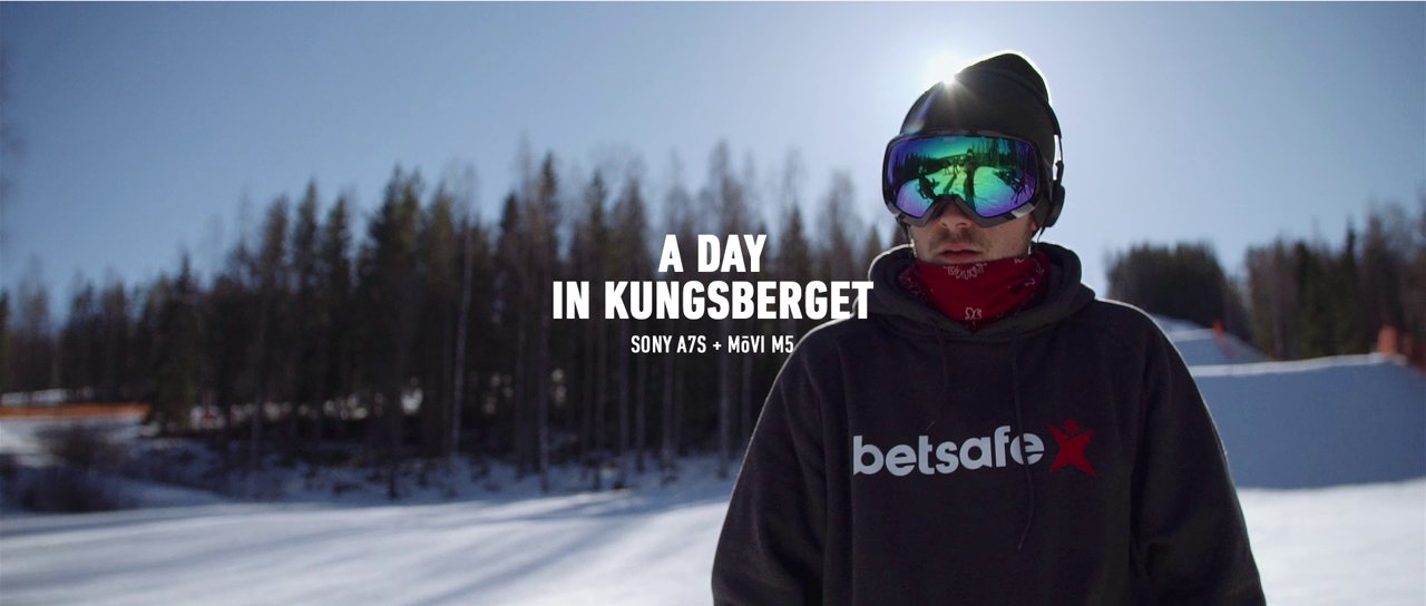 A7S + MoVI M5 - A Day in Kungsberget