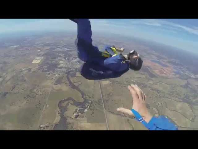 SEIZURE WHILE SKYDIVING