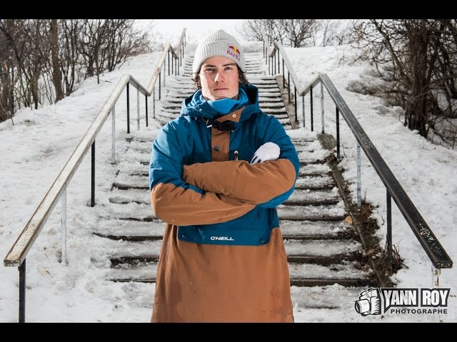 Behind The Scenes Seb Toots X Games Real Snow 2015