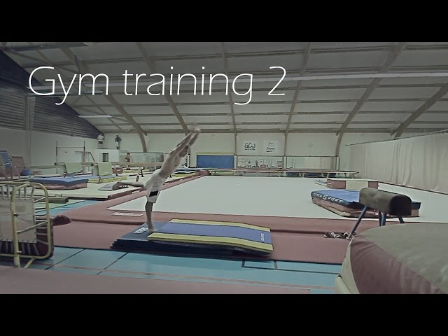 Gym Training 2 ¤ WCF ¤ West of France