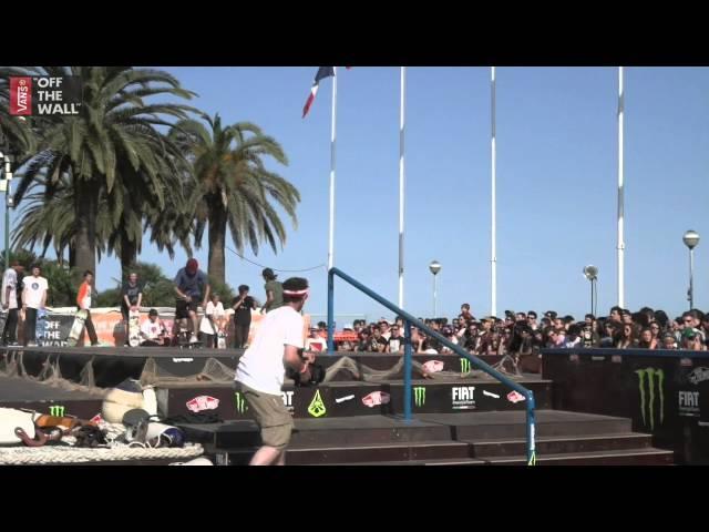VANS Spring Classic - Street: Best Trick Highlight