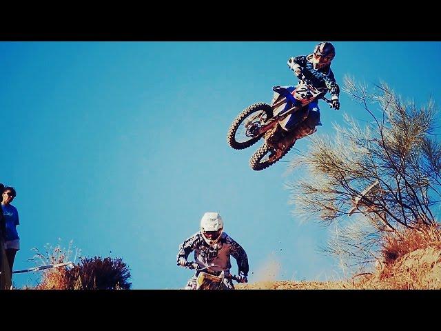Extreme motocross championship