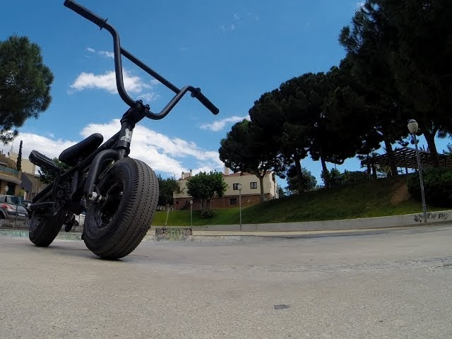 Mini bmx first edit