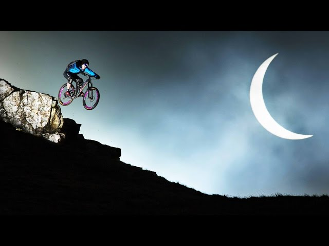 Danny MacAskill's Solar Eclipse Photo