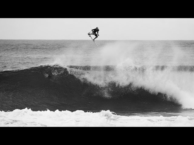 Lieber Vision presents John John Florence in 4K