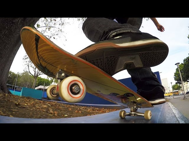 GoPro Presents Sewa Kroetkov in Los Angeles