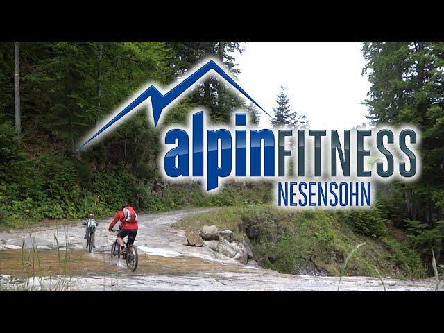 """Awesome MTB-Tour: """"Bad Laterns - Netschelweg"""""""
