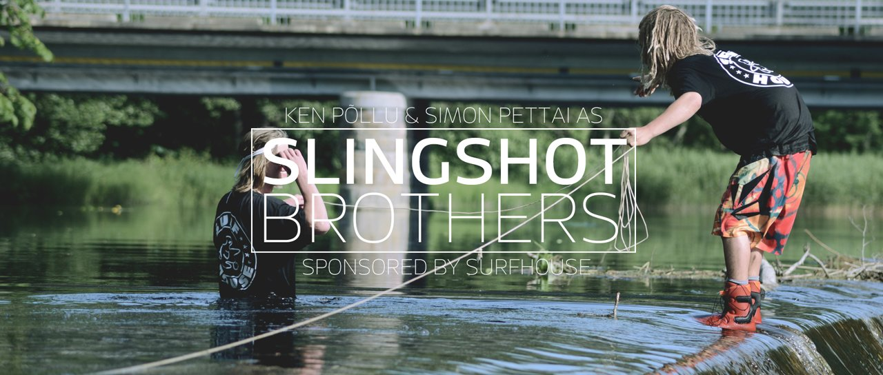 Slingshot Brothers- Keila-Joa Hydroelectric Power