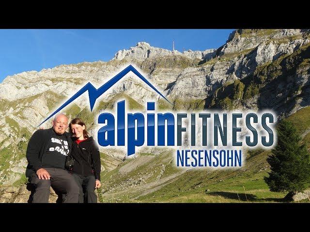 SÄNTIS 2501m in the swiss Alps via Chammhalden