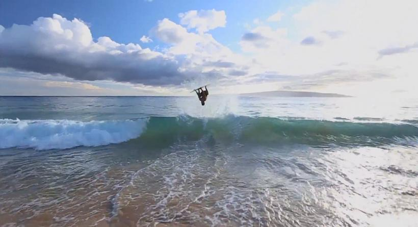 Skimboarding Hawaii w/ World Champion Austin Keen!