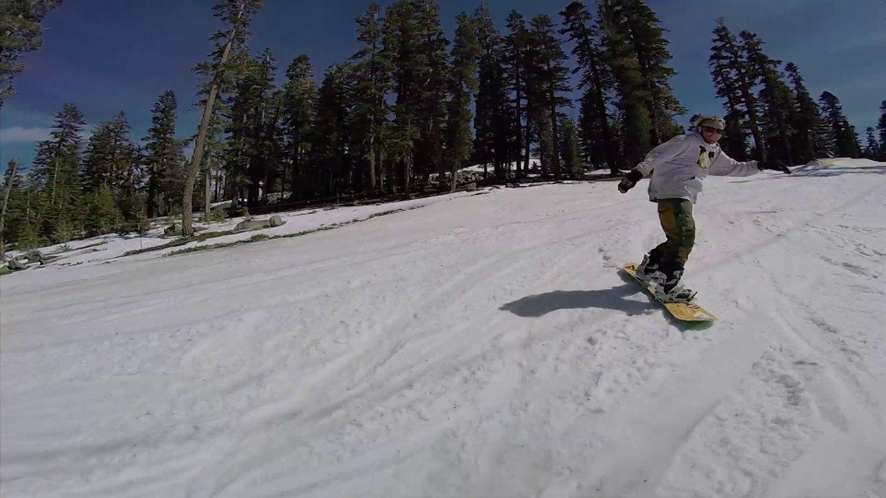 Skatin On Em - Tahoe