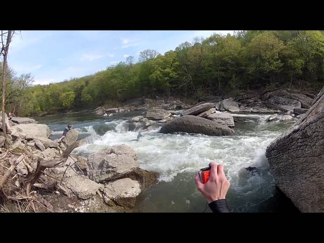 GoPro: Vermilion River Run
