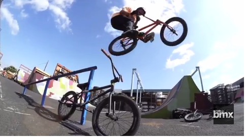 Ride UK BMX | April Remix