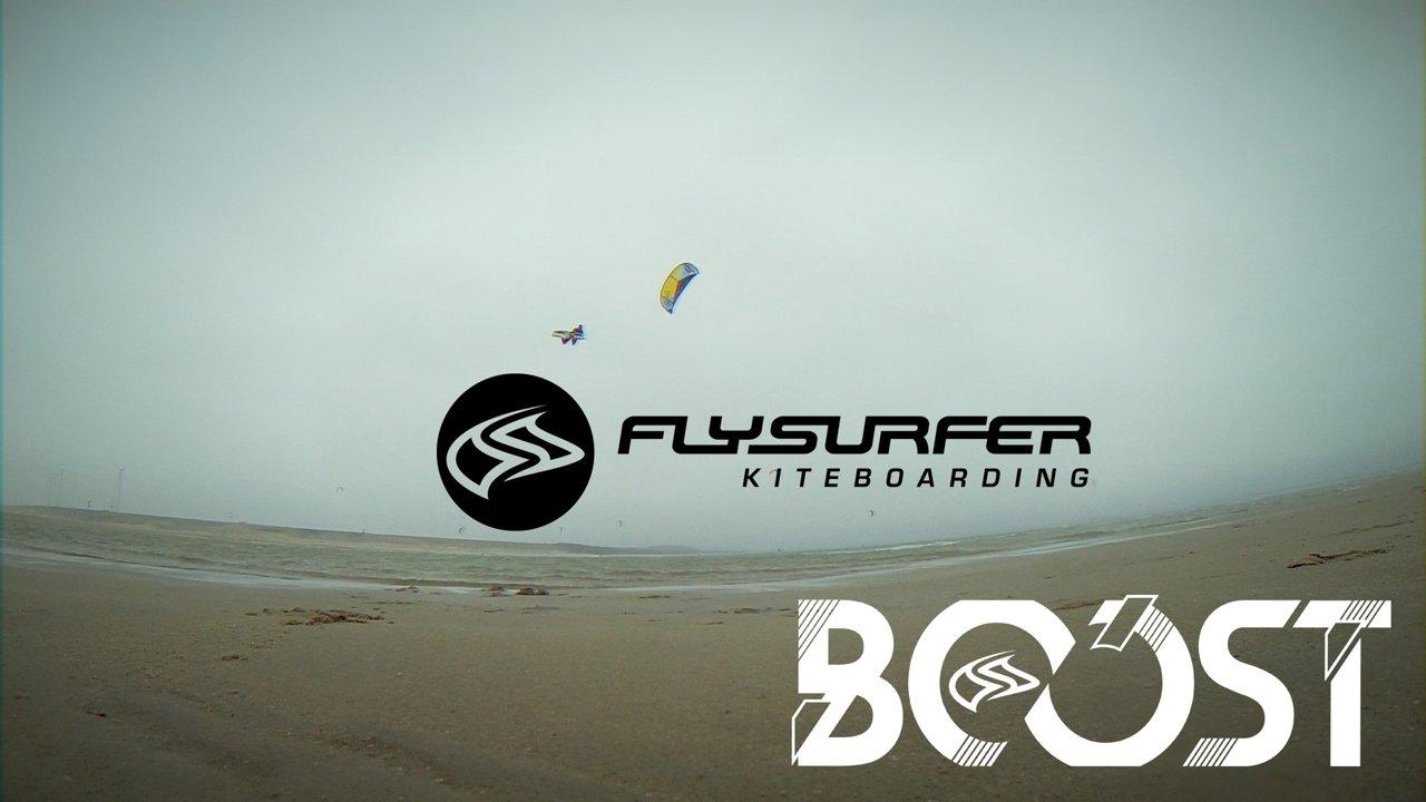 """Megaloops & BigAir - Flysurfer """"Boost"""" L.E.I."""