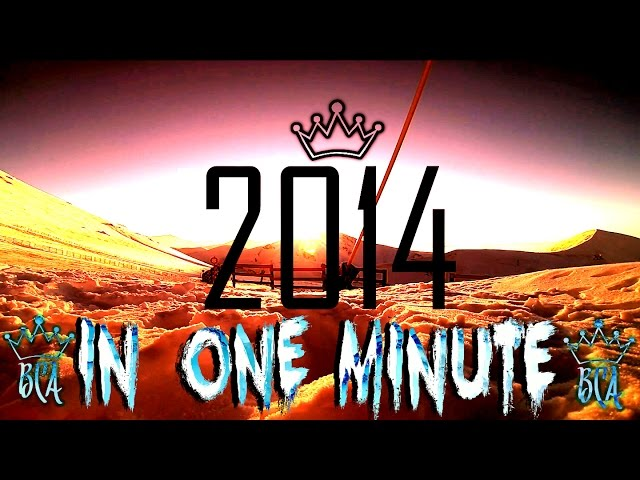 TBT - My 2014 in One Minute