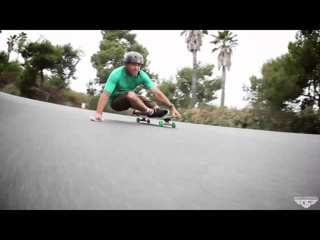 Longboarding Downhill: Sweet Slide Tricks