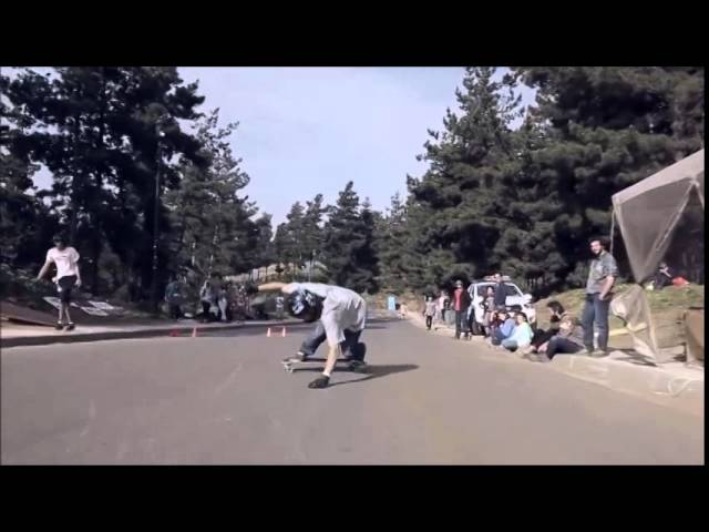 Longboarding Downhill: Drift Kings - Crazy