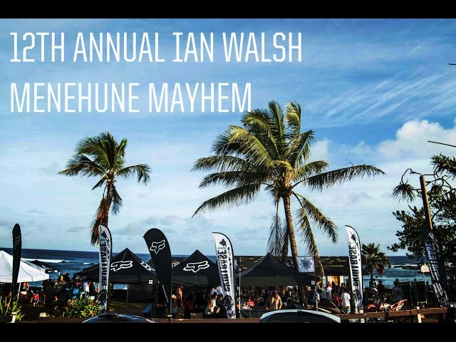 The 2015 Ian Walsh Menehune Mayhem