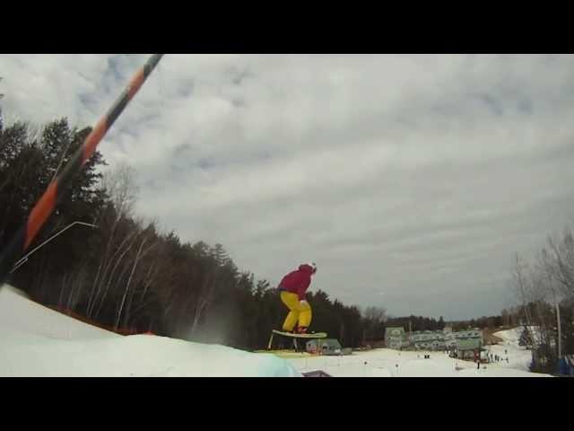 GoPro Hero 2 Snowboard Edit