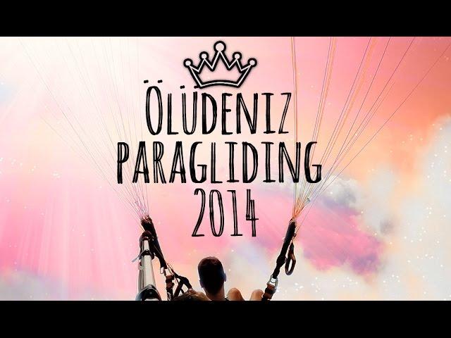 TBT: Paragliding in Turkey