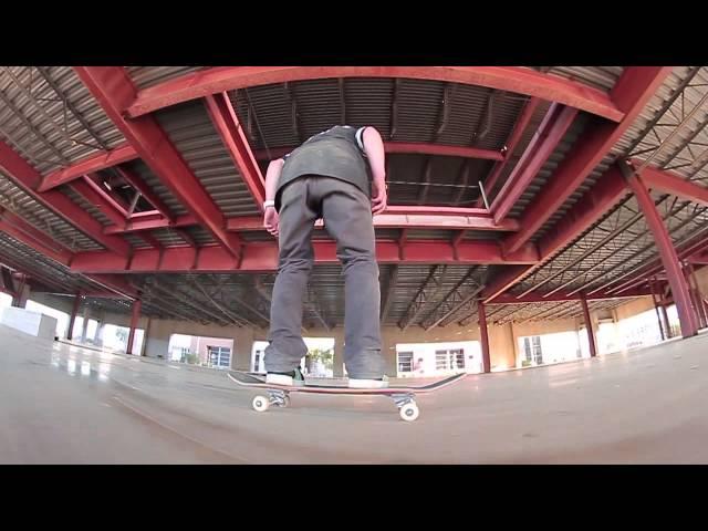 Jason Thurtle - Underground pad clips