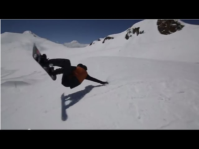 Onboard European Snowboarding | April Remix