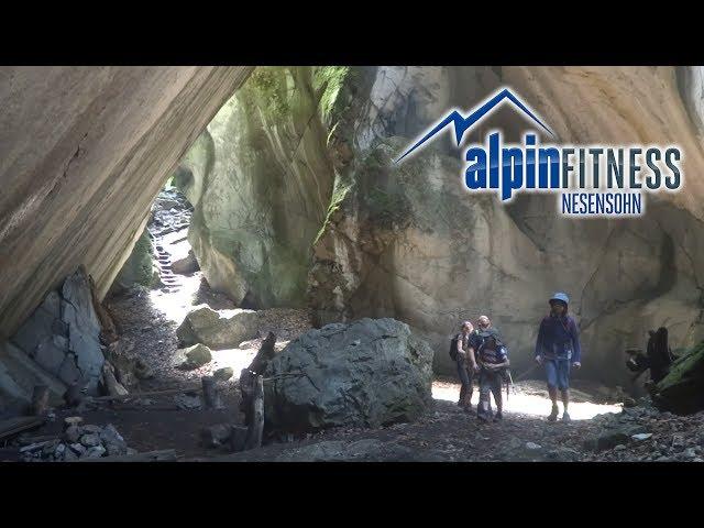 Rappenlochschlucht (canyon) - Alploch - Kirchle