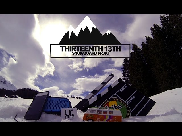 PowderCast 2015 || Thirteen#13th || Teaser