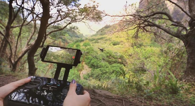 3D Robotics Launches Solo Smart Drone