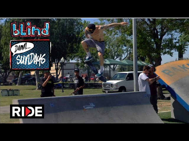 Blind Skateboards See North Tour - Part 1 of 4