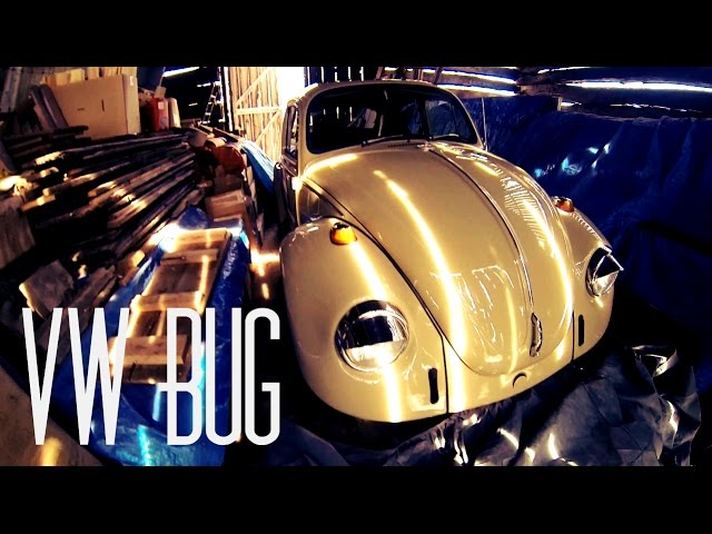 GoPro | VW Bug Barn Find